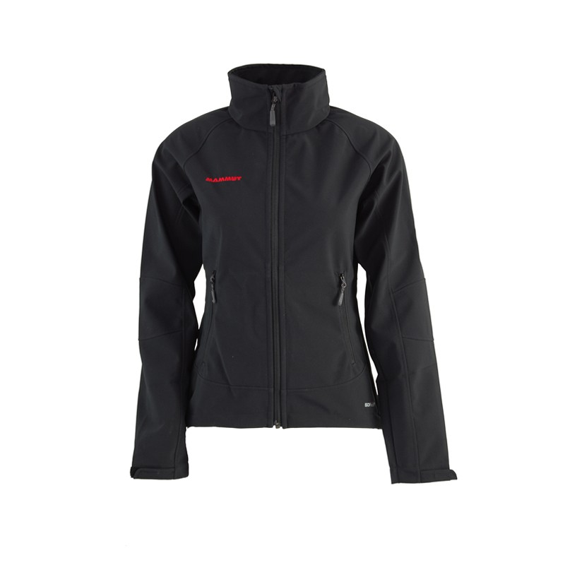mammut damen softshelljacke triglav jacket schwarz jacke. Black Bedroom Furniture Sets. Home Design Ideas