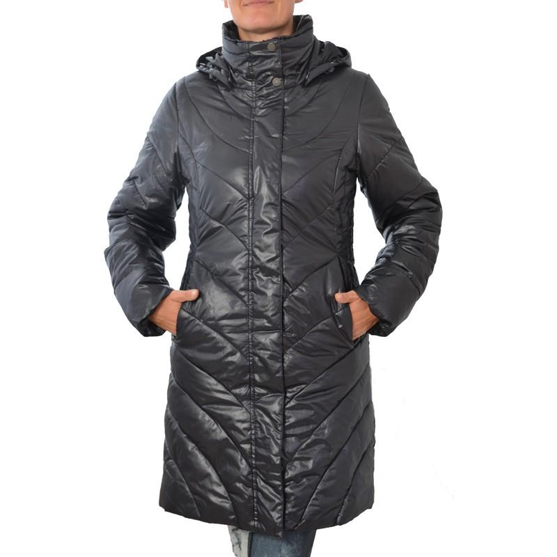 icepeak wintermantel lindsey womens daune schwarz damen mantel daunenmantel ebay. Black Bedroom Furniture Sets. Home Design Ideas
