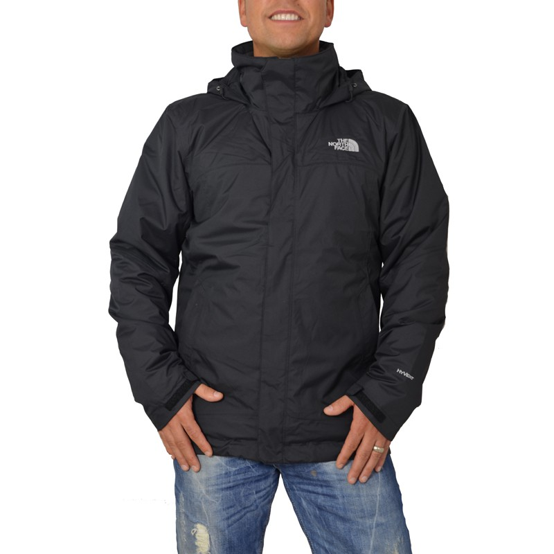 the north face herren winterjacke intersport kadira tnf. Black Bedroom Furniture Sets. Home Design Ideas