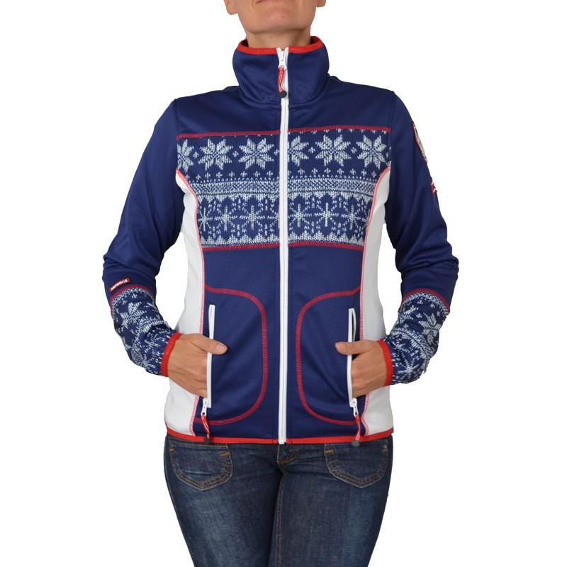 icepeak damen skipulli trella ski pulli ultramarine jacke. Black Bedroom Furniture Sets. Home Design Ideas