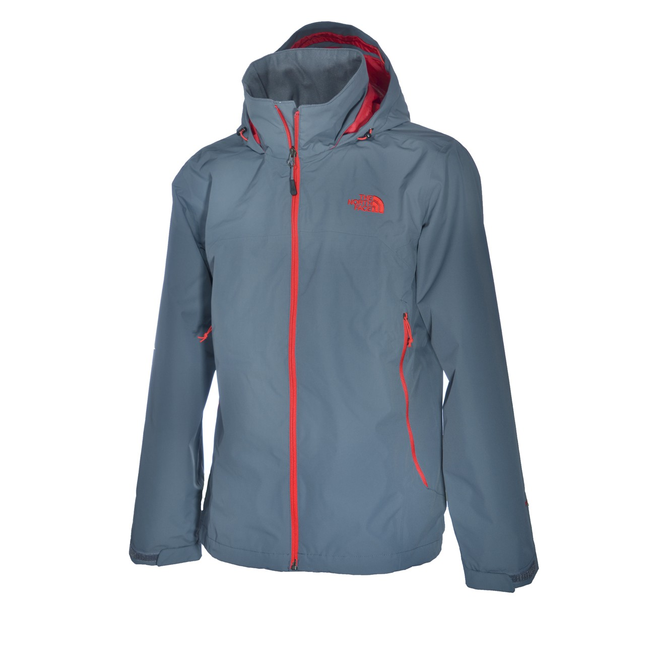 the north face pazzallo herren sommerjacke jacket regenjacke vanadis grey. Black Bedroom Furniture Sets. Home Design Ideas