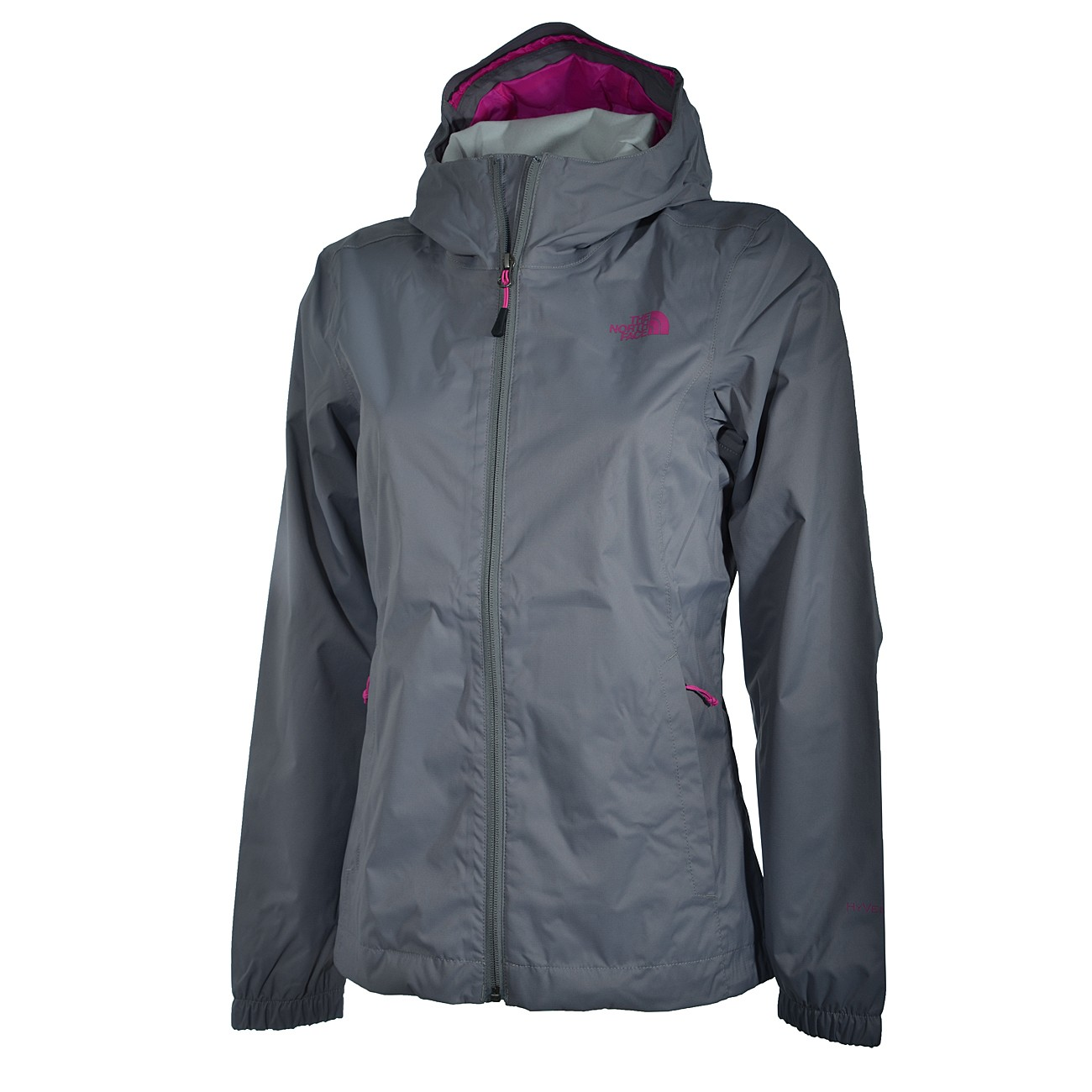 the north face w quest damen sommerjacke jacket regenjacke pache grey jacke. Black Bedroom Furniture Sets. Home Design Ideas
