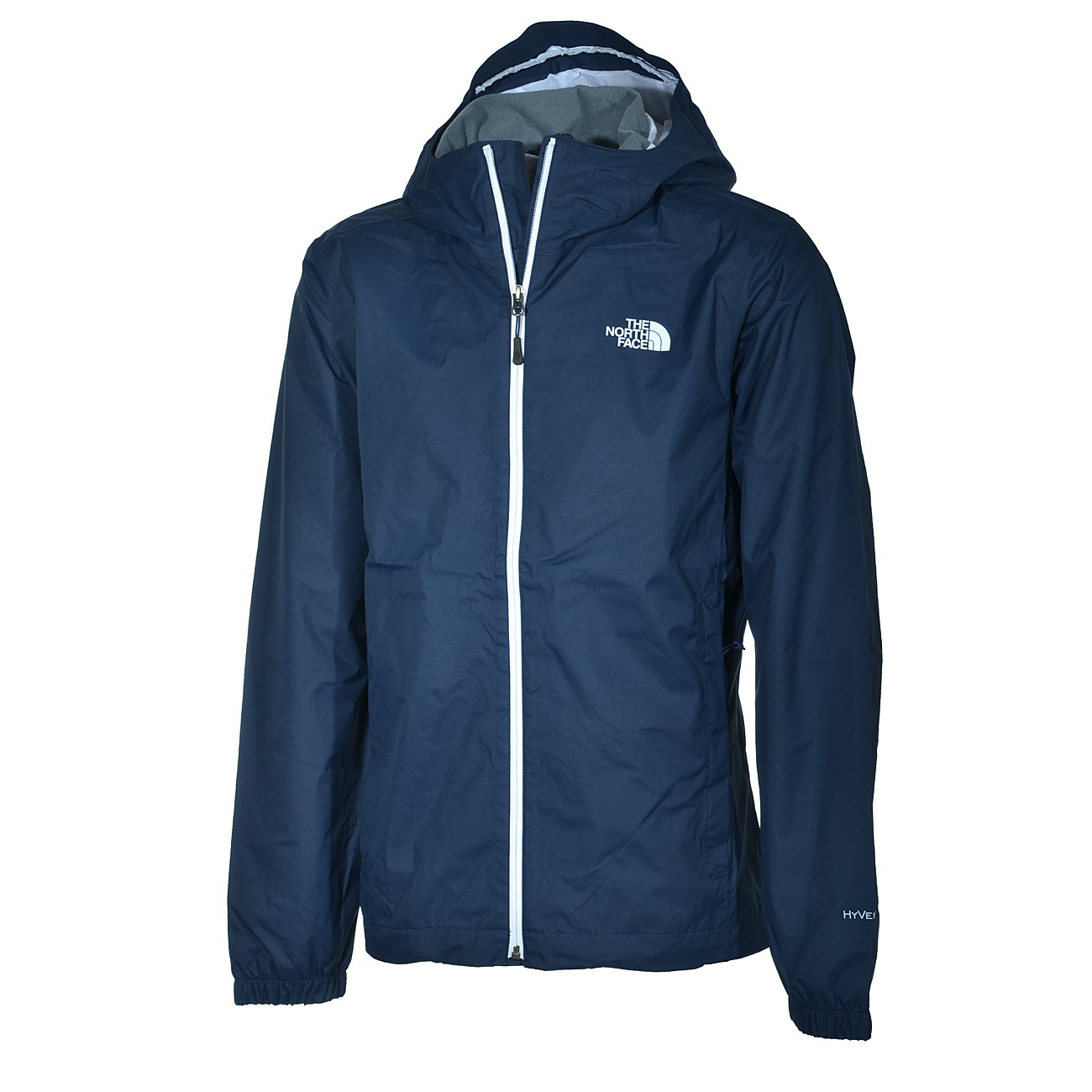 the north face m quest herren sommerjacke jacket regenjacke cosmic blue ebay. Black Bedroom Furniture Sets. Home Design Ideas