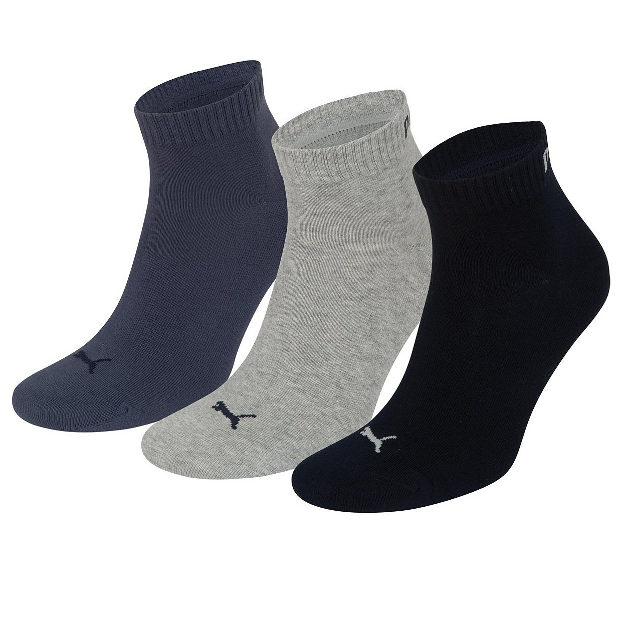 puma invisible 3p sneaker socken sportsocken 3er pack navy. Black Bedroom Furniture Sets. Home Design Ideas