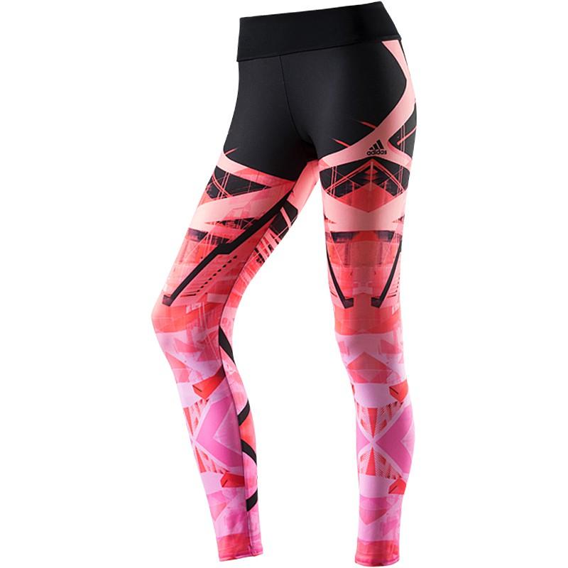 adidas spo tight laces damen fitnesshose sporthose workout. Black Bedroom Furniture Sets. Home Design Ideas