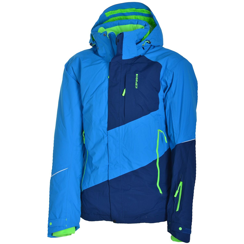 icepeak berg herren skijacke snowboardjacke jacke blau men. Black Bedroom Furniture Sets. Home Design Ideas