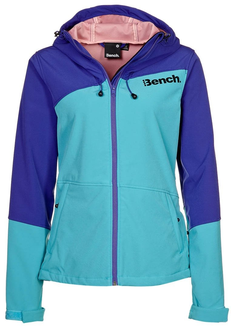 bench damen softshelljacke massy match spectrum blue jacke ebay. Black Bedroom Furniture Sets. Home Design Ideas